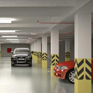 Автостоянки, паркинги Куженера