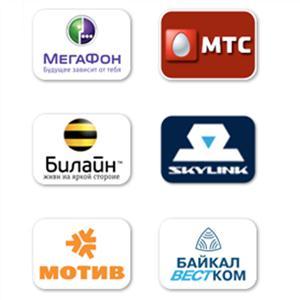 Операторы сотовой связи Куженера